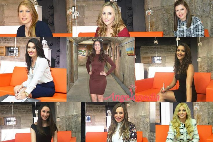 Miss Gibraltar 2016 finalists unveiled