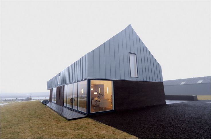 78 ideas about modern barn house on pinterest modern for Modern pole barn homes