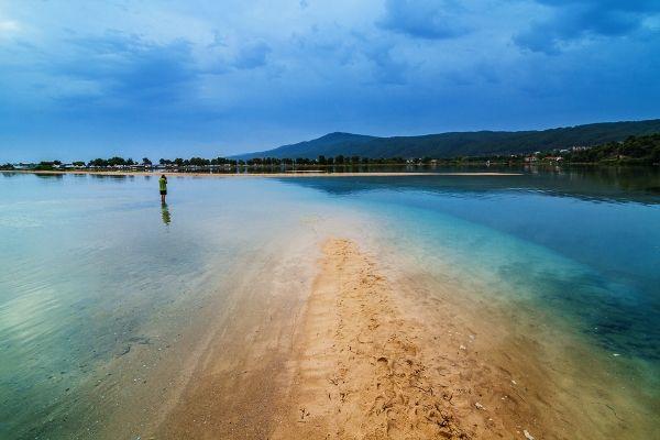 Vourvourou beach