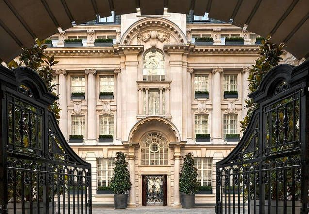 #RosewoodLondon appoints #MartinCahill as Executive Chef #ProAuction #Hospitality #Catering
