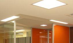Ceiling lighting - Illuminazione a soffitto