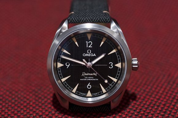 Introducing: The New Omega Railmaster Collection, And A Favorite Of Baselworld 2017 (Live Pics, Thoughts, Pricing)