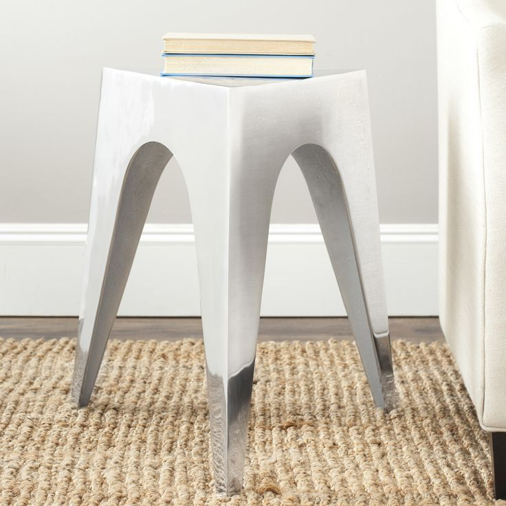 Safavieh Indium Triangle End Table | AllModern $150