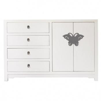 4 Draker Papillon Cabinet £280 Oliver Bonas (sale)