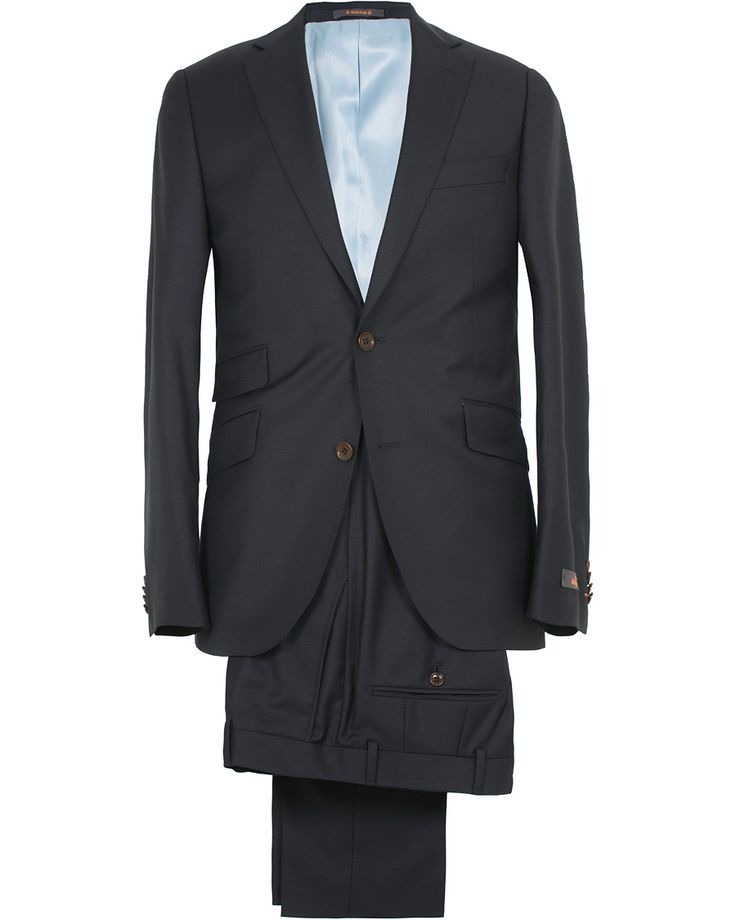 Morris Paul Suit Solid Navy i gruppen Kläder / Kostymer hos Care of Carl (10510911r)