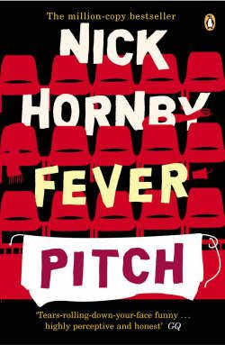 """Fever Pitch: A Fan's Life is a 1992 autobiographical book by British author Nick Hornby. The book is the basis for two films: Fever Pitch (UK) was released in 1997, and Fever Pitch (U.S.) in 2005. The first edition included the sub-title """"A Fan's Life"""", but later paperback editions did not. - Wikipedia #sportsbooks"""