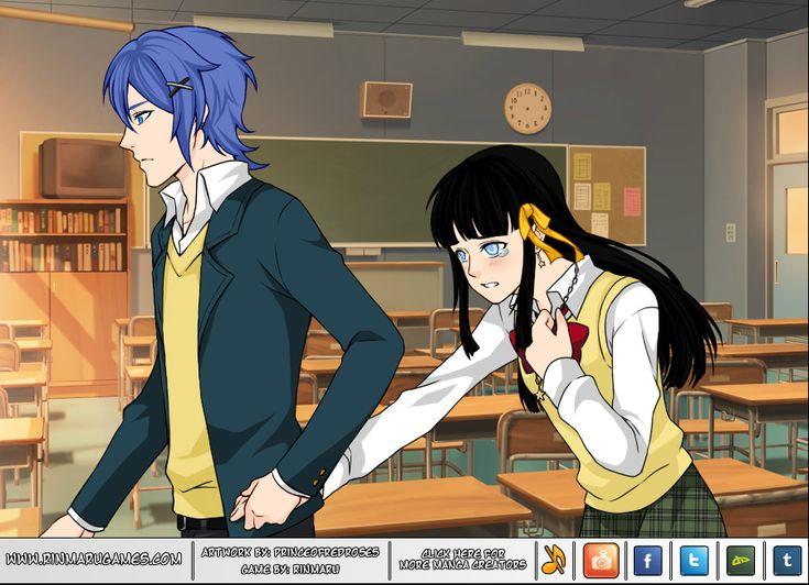 Manga Creator School Days Page:9 by Rinmaru.deviantart.com on @deviantART