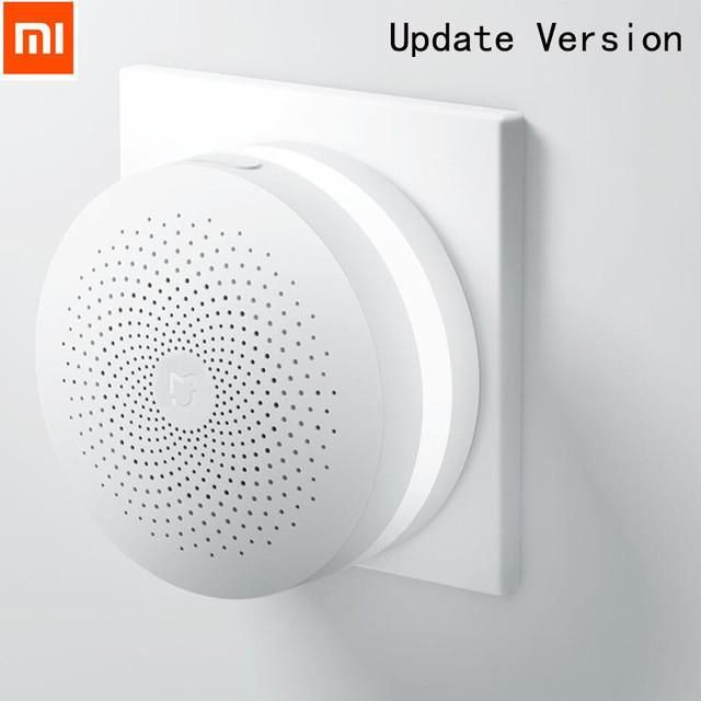 Xiaomi Smart Home Multifunctional Intelligent Gateway with Temperature and Humidity Sensor