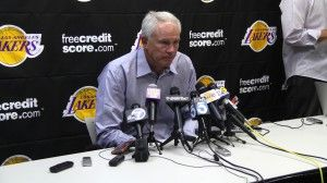 Lakers News And Rumors Recap: Mitch Kupchak Addresses The Media - http://weheartlakers.com/lakers-news/lakers-news-and-rumors-recap-mitch-kupchak-addresses-the-media