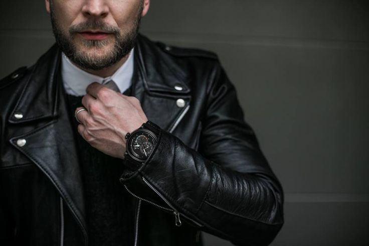 Men's Black Watches.A collection of premium Men's watches designed for sport, style and substance.