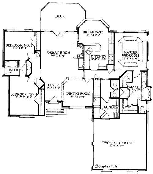16 Best House Plans By Bruce Tolar Images On Pinterest