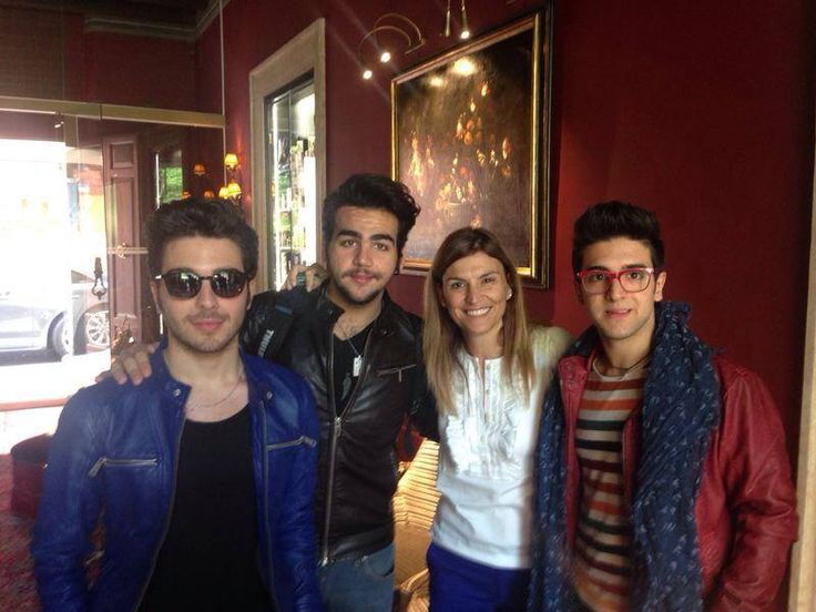 Il Volo at #Leoncino #Hotels #Luxury #Experience in #Verona! #guests #music #IlVolo