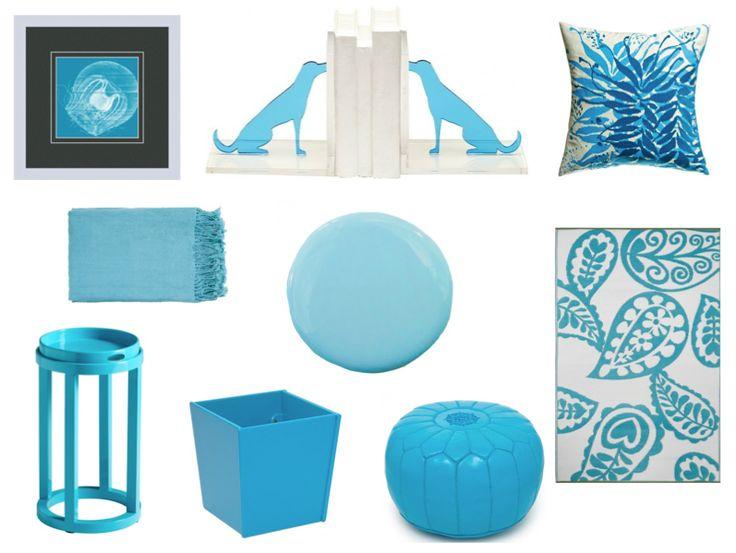 Blue Home Decor from Pure Home: Decor Ideas, House Ideas, Blue Decor, Decorating Ideas, Decoration Ideas, Blue Home Decor, House Decor