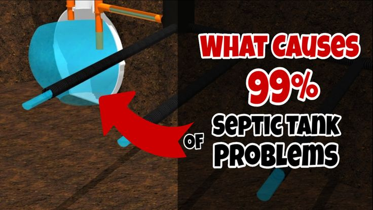 what causes septic tank problems Septic Tanks UK