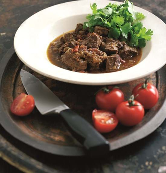 Mutton Coriander Gosht (Recipe Courtesy of Cyrus Todiwala)