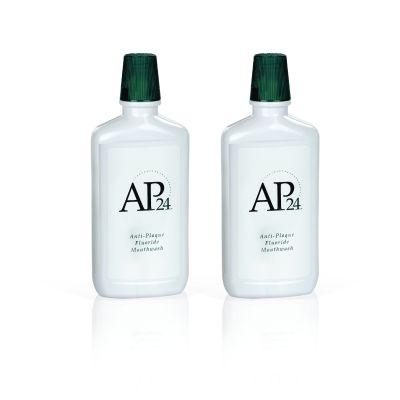 น้ำยาบ้วนปาก เอพี-24 แอนตี้-พลัค ฟลูออไรด์