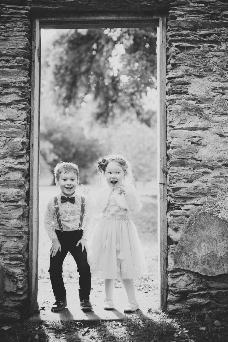 Wedding kids! Photography by Alpine Image Company http://blog.alpineimages.co.nz/blog/