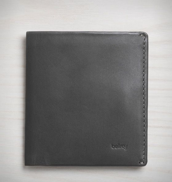 Bellroy Note Sleeve Wallet 3.0 - Charcoal - Rushfaster.com.au Australia