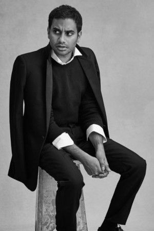 Aziz Ansari Poses for Mr Porter, Talks 'Master of None'