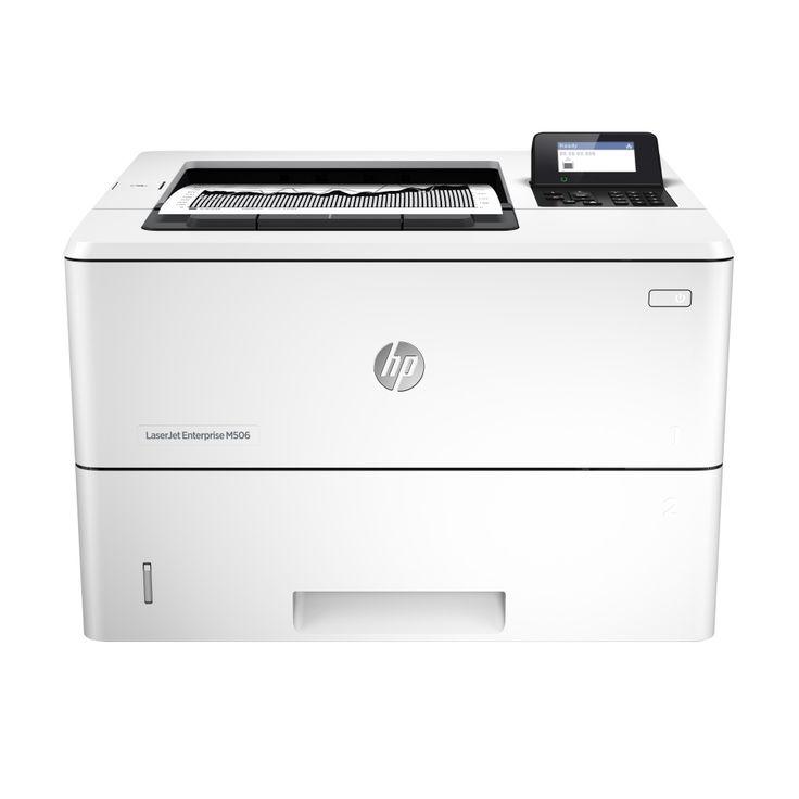IMPRESORA HP LASERJET ENTERPRISE M506DN MONO 45 P LCD/DUPLEX F2A69A $8404.39 precio sujeto a cambio