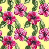 Фон красивая бесшовный цветочный фон — стоковый вектор #91571018