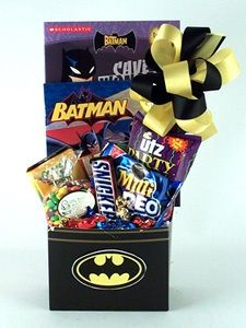 35 best easter baskets group board images on pinterest easter batman basket negle Image collections