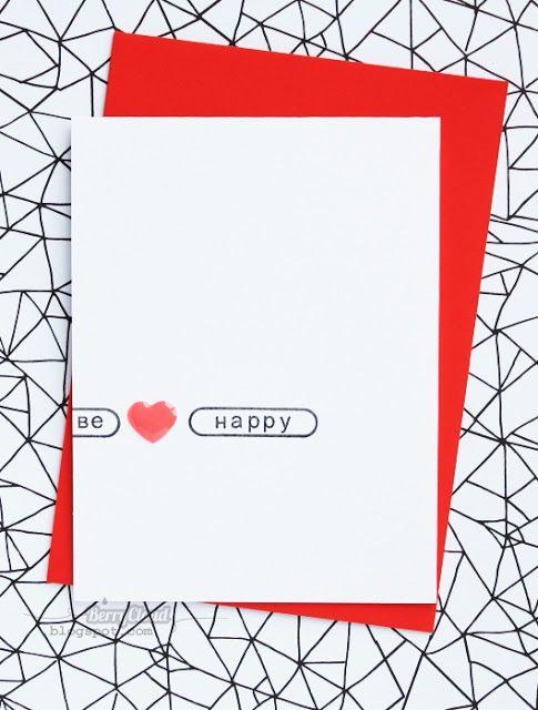 BerryCloud. Creo, ergo sum: Simple / Card