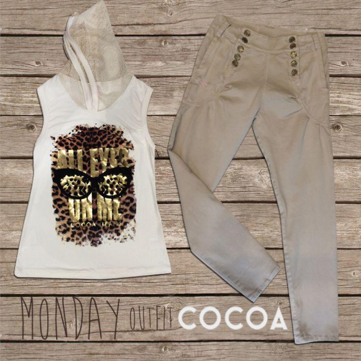 #animalprint #stylish #fashion #glam #lovefashion #chic #woman #mondayoutfit #cocoa