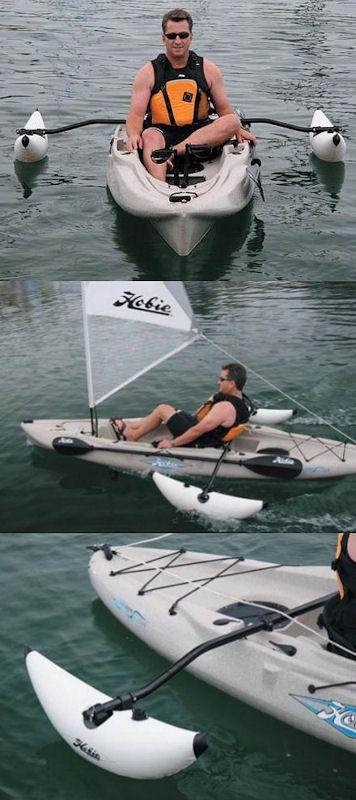 Best 25 hobie kayak accessories ideas on pinterest for Best fishing kayak accessories