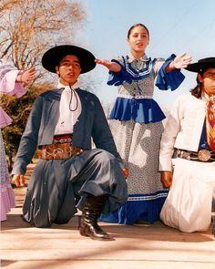 Argentina-Traje tipico norteño