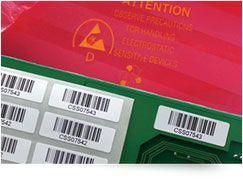 Etiquetas para componentes elétricos - Eletrónica - JAJA Toshiba
