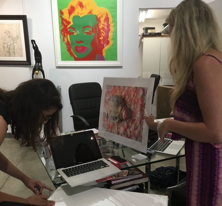 MARKOWICZ FINE ART GALLERY- DESIGN DISTRICT - MIAMI BEACH - THE MERINGUE PROJECT by Anna Alexis Michel & JMV