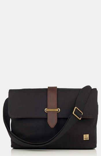 KNOMO London 'Troon' Messenger Bag available at #Nordstrom -$139