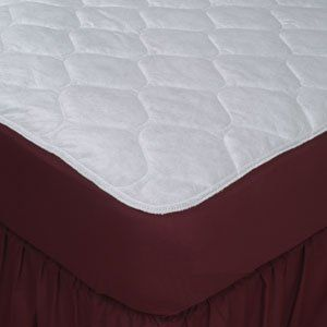 """Full XL 54x80 Wholesale Choice Comfort Value Mattress Pads by JS Fiber Flat Single Onion by Choice Comfort Value. $9.86. Flat Mattress Pads. Quilted Mattress Pads. 5 Oz/Sq.Yd Mattress Pads. Commercial hospital blankets & hospitals supplies, an excellent choice for health care industry. Wholesale Hospital Mattress Pads & Healthcare linens - excellent Health Sare supply choice. Quilted with 5"""" double Onion pattern. Polyester top and Polye"""