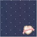 Everything Blue 1277-31 Small Dot By Marsha McCloskey For Clothworks