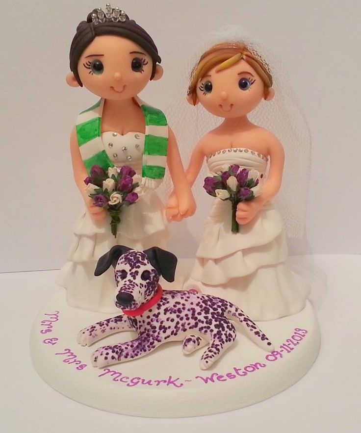 lesbian cake toppers 194 best wedding cake toppers images on cake 5497