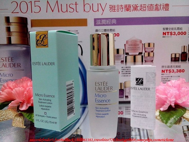 """◆◆◆Estee Lauder ◆◆ ◆✰◆ Micro Essence Lotion ◆ ✰. Skin type : For All Skin Types ! All Ages, All Ethnicities. ◆(15ml/0.5oz)◆x1=15ml NIB """" Promotions ! """". Best choice for travel ! Great way to try the product without the big investment. 