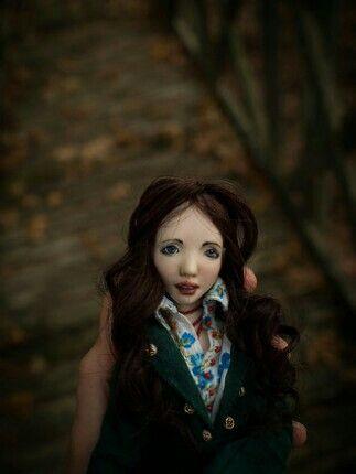 Handmade ooak doll