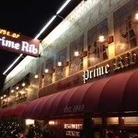 House of Prime Rib - Anne
