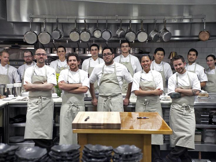 Restaurant Kitchen Staff meadowood, napa valley | restaurants using hodo | pinterest