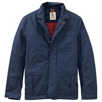 Timberland - Veste Imperméable Mount Clay Blazer Homme - Bleu