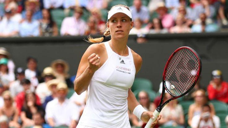Tennis in Wimbledon live: Angelique Kerber und die Zverev-Brüder - Bild.de