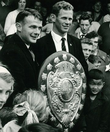 Ross Brown and the Ranfurly Shield -1963