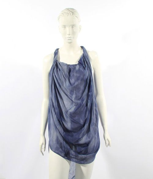 Twisted racer dress. Price $210