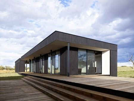 Wonderful Country Victoria Modular House By Carr Design Group   Dezeen