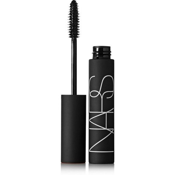 NARS Audacious Mascara - Black Moon ($26) ❤ liked on Polyvore featuring beauty products, makeup, eye makeup, mascara, beauty, fillers, black, nars cosmetics and lengthening mascara
