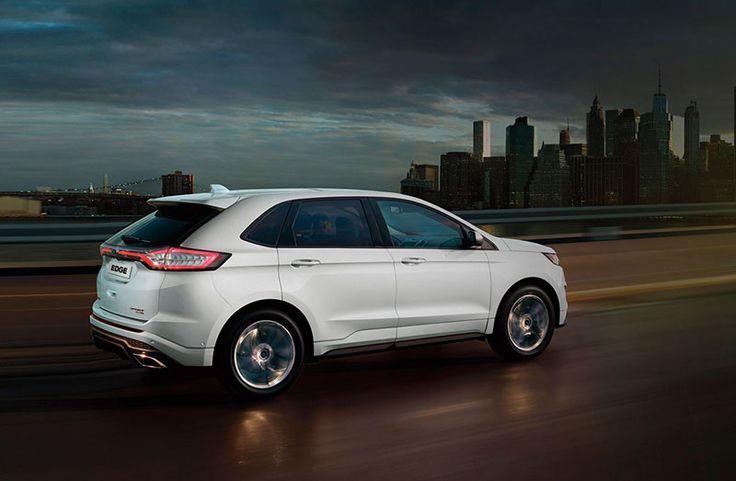 Ford inicia preventa exclusiva de la New Ford Edge 2017