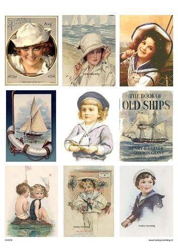 vintage knipvel 18 navy Welkom bij Hobbyvoordelig online