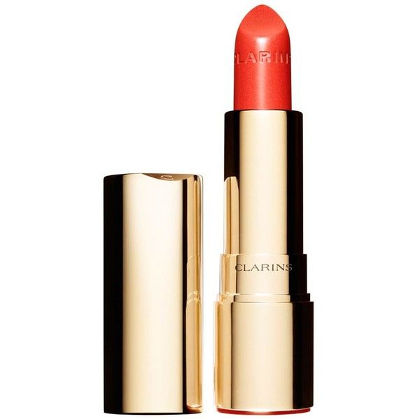 Clarins Joli Rouge Brilliant ($28) ❤ liked on Polyvore featuring beauty products, makeup, lip makeup, lipstick, hot fuchsia, clarins lipstick, moisturizing lipstick, glossy lipstick, clarins and lip gloss makeup