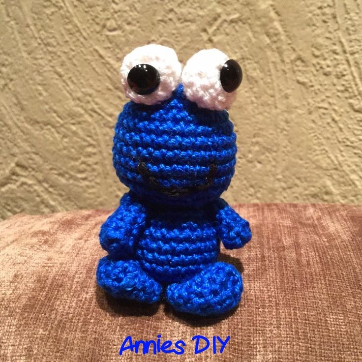Amigurumi Cookie Monster Pattern : 110 best images about Amigurumi on Pinterest Free ...